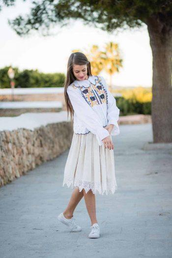 gypsy style skirt