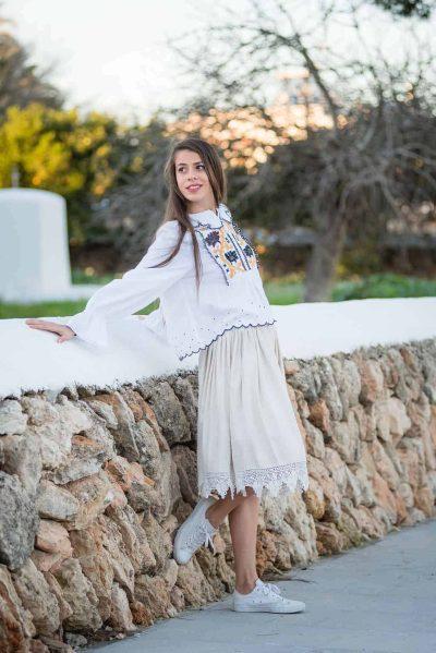 Hungarian Gypsy Skirt