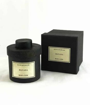 mad et len scented candle