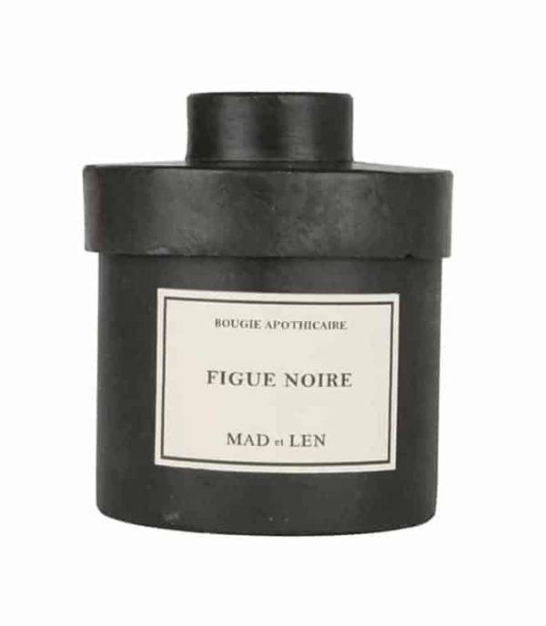 figue noire candle