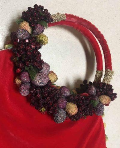 fruit handle bag