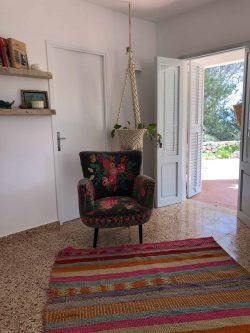 home decor using frazadas