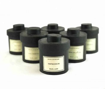 mad et len scented candles