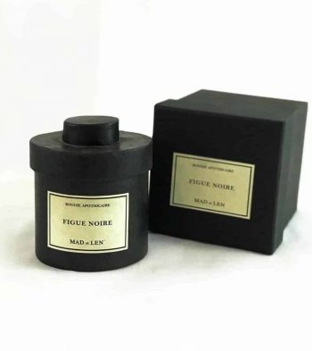 scented candle figue noire