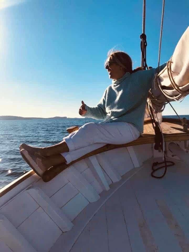 boating in Ibiza