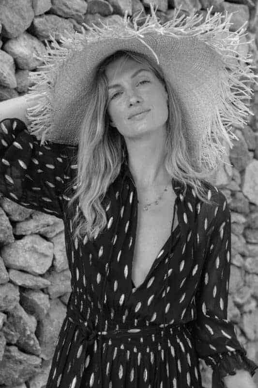 sunny day ibiza cowgirl dress