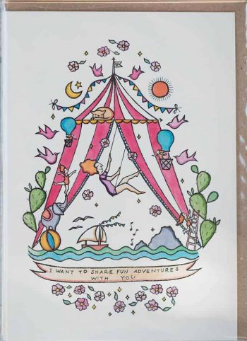 Cards by Bea Poggio