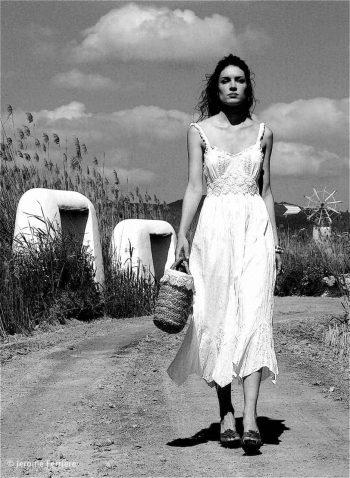 Ses Feixes black & white photography ibiza by Jérôme Ferrière