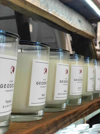 Scented Candles by Geodesis