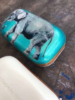 elephant soap