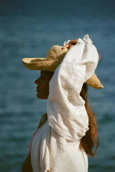 Fisherman's Raffia Hat