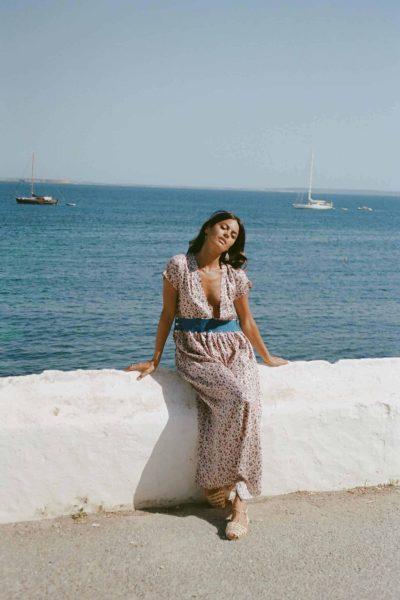 WIF Lace Waist Dress