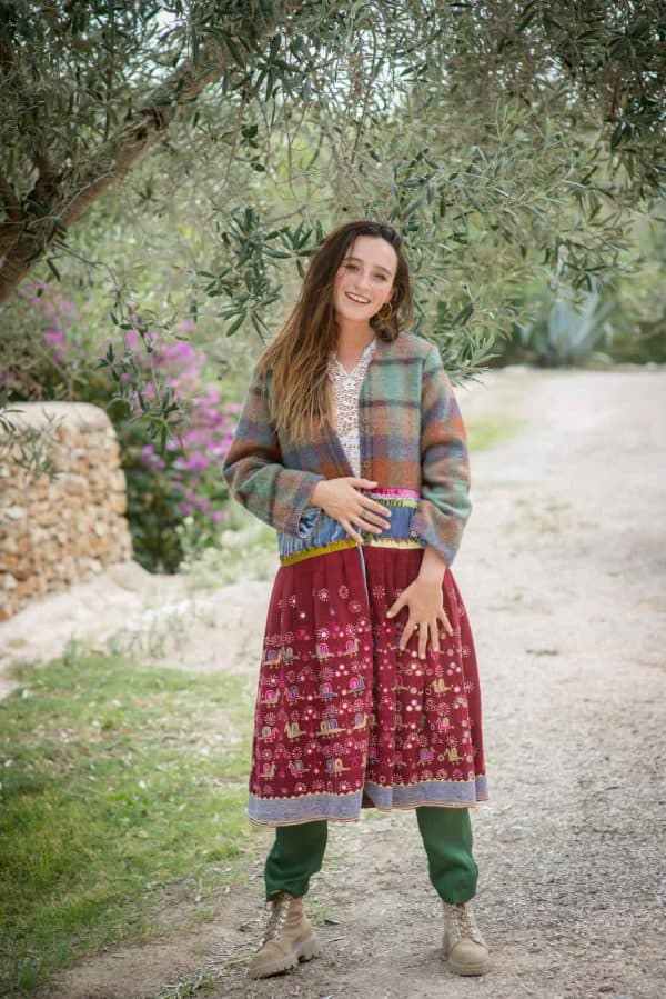 Gypsy Skirt Magic Coat