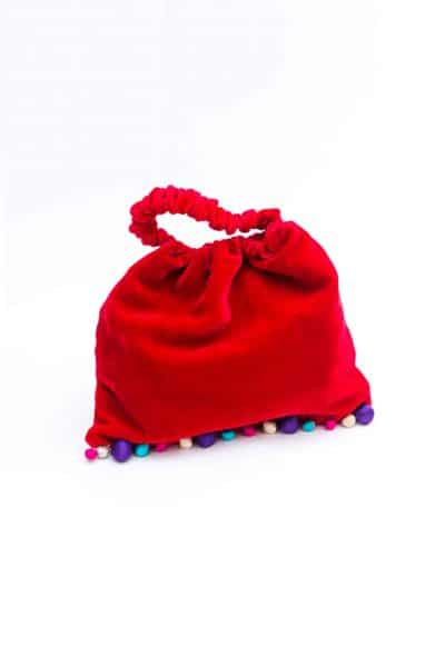 Red Poco Loco Bag