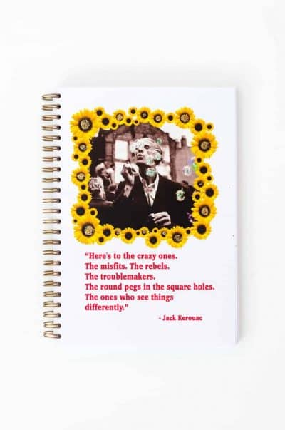 Daydreams Notebook Bubbles