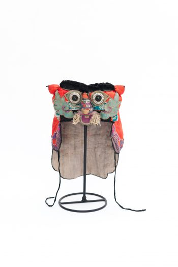 Miao tribe decorative kids' headdress
