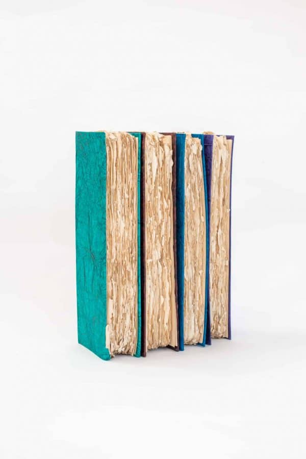 Teal Recycled Notebook
