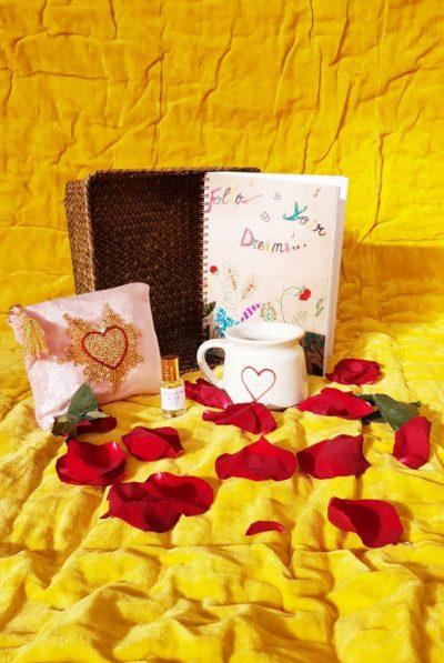 Little Elly Basket Of Love