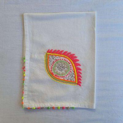 Eye SEWA Tea Towel