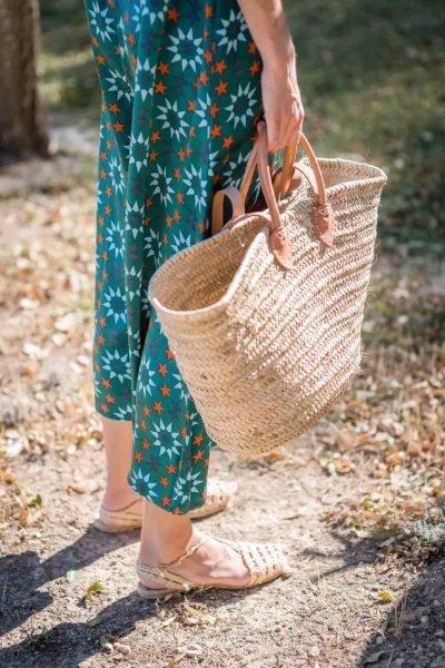Ibiza Basket with Sandals