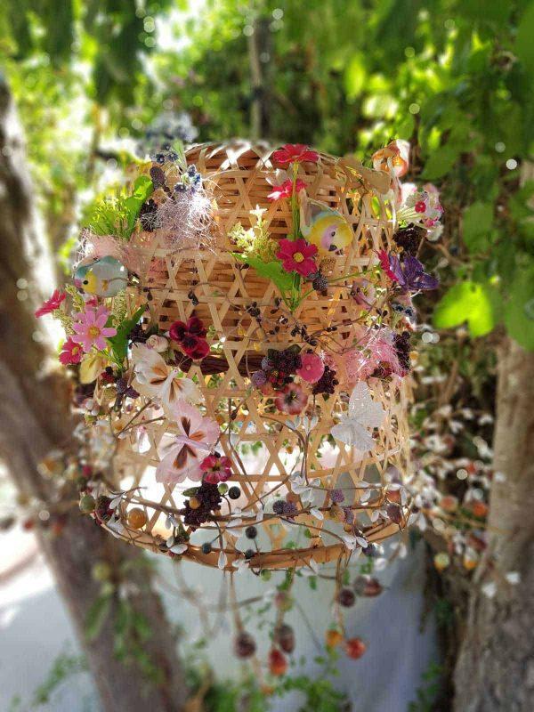 Birds' Nest Lamp