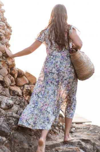 loose fitting summer dress