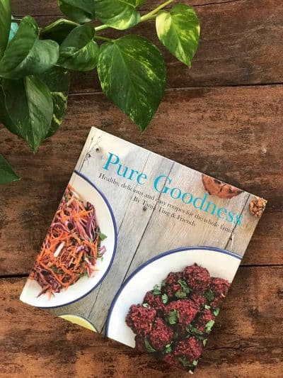 health food recipe book