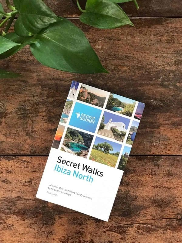 Secret walks in the North of ibiza