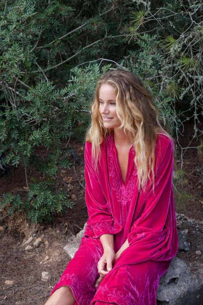 Velvet Rani Dress La Galeria Elefante Victoria Ibiza Made With Love & Laughter