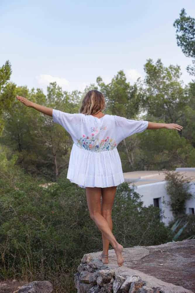Stay Wild Top La Galeria Elefante Victoria Ibiza Made With Love & Laughter